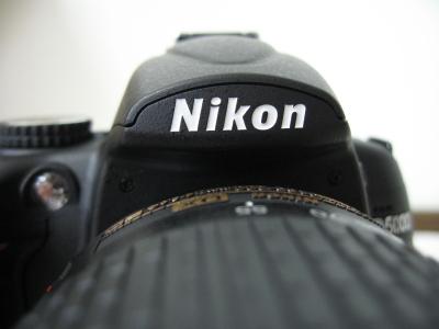 デジタル一眼レフカメラ ニコンD5000